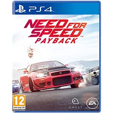 Need for Speed Payback - PS4 - Konzoljáték