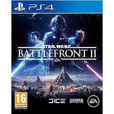 Star Wars Battlefront II - PS4 - Konzoljáték