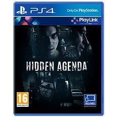 Hidden Agenda - PS4 - Konzoljáték