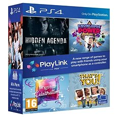 Hidden Agenda, Knowledge Is Power, SingStar Celebration, That's You - PS4 - Konzoljáték