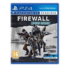 Firewall zero Hour - PS4 VR - Konzoljáték