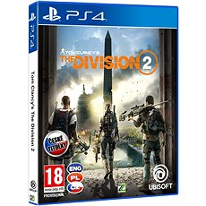 Tom Clancys The Division 2 - PS4 - Konzoljáték