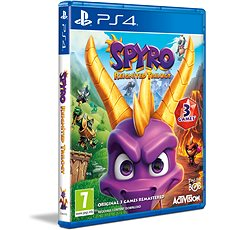 Spyro Reignited Trilogy - PS4 - Konzoljáték