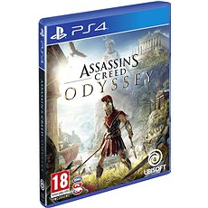 Assassins Creed Odyssey - PS4 - Konzoljáték