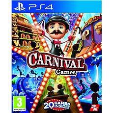 Carnival Games - PS4 - Konzoljáték