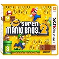 New Super Mario Bros. 2 - Nintendo 3DS - Konzoljáték