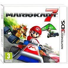 Nintendo 3DS - Mario Kart 7 - Konzoljáték