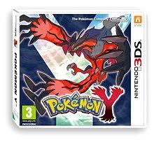 Nintendo 3DS - Pokémon Y - Konzoljáték