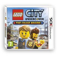 Nintendo 3DS - LEGO City Undercover: The Chase Begins - Konzoljáték