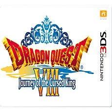 Dragon Quest VIII: Journey of the Cursed King - Nintendo 3DS  - Konzoljáték