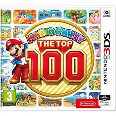 Mario Party: The Top 100 - Nintendo 3DS - Konzoljáték