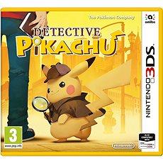 Detective Pikachu - Nintendo 3DS - Konzoljáték