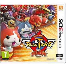 YO-KAI WATCH Blasters Red Cat - Nintendo 3DS - Konzoljáték