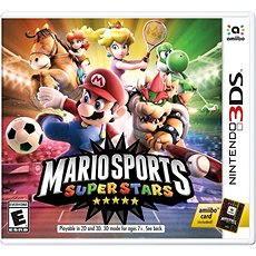 Mario Sports Superstars Nintendo 3DS + amiibo kártya (1 db) - Konzoljáték