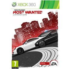 Xbox 360 - Need for Speed: Most Wanted (2012) - Konzoljáték