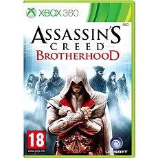 Xbox 360 - Assassin's Creed: Brotherhood - Konzoljáték