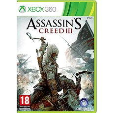 Xbox 360 - Assassins Creed III CZ - Konzoljáték