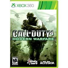 Xbox 360 - Call of Duty: Modern Warfare - Konzoljáték
