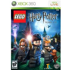 Xbox 360 - LEGO Harry Potter: Years 1-4 - Konzoljáték