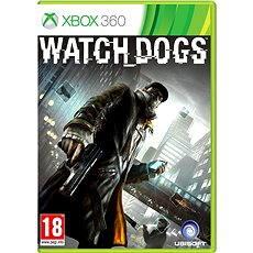 Watch Dogs   Xbox 360 - Konzoljáték