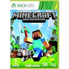 Minecraft (Xbox Edition) -  Xbox 360 - Konzoljáték