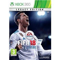 FIFA 18 Legacy Edition - Xbox 360 - Konzoljáték