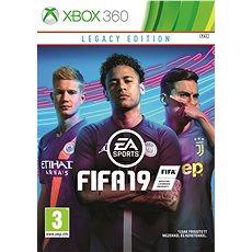 Fifa 19 - Xbox 360 - Konzoljáték