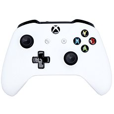 Xbox One Wireless Controller White - Játékvezérlő