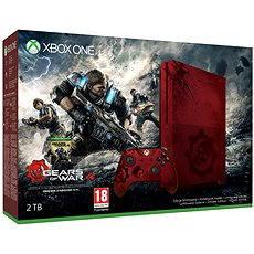Microsoft Xbox One S 2TB Gears of War Limited Edition - Játékkonzol