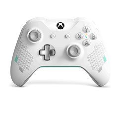 Xbox One Wireless Controller Sport White - Játékvezérlő