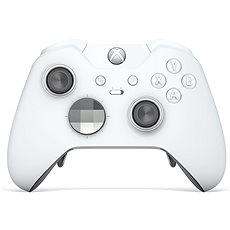 Xbox One Wireless Controller Elite White - Játékvezérlő
