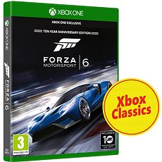 Xbox One - Forza Motorsport 6 - Konzoljáték