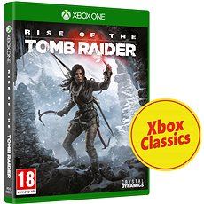 Rise of the Tomb Raider - Xbox One - Konzoljáték