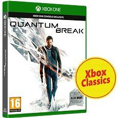 Xbox One - Quantum Break - Konzoljáték