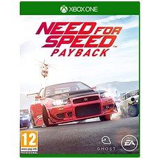 Need for Speed Payback - Xbox One - Konzoljáték