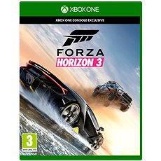 Forza Horizon 3 - Xbox One - Konzoljáték