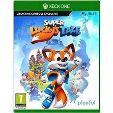 Super Lucky's Tale - Xbox One - Konzoljáték