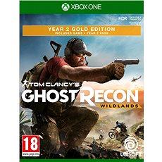 Tom Clancys Ghost Recon: Wildlands Gold Edition Year 2 - Xbox One - Konzoljáték