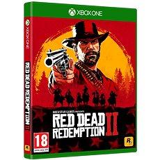 Red Dead Redemption 2 - Xbox One - Konzoljáték