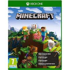 Minecraft Starter Collection - Xbox One - Konzoljáték