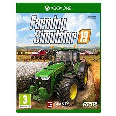 Farming Simulator 19 - Xbox One - Konzoljáték