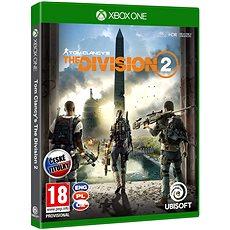 Tom Clancys The Division 2 - Xbox One - Konzoljáték
