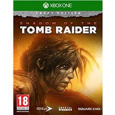 Shadow of the Tomb Raider Croft Edition - Xbox One - Konzoljáték