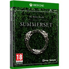 The Elder Scrolls Online: Summerset - Xbox One - Konzoljáték