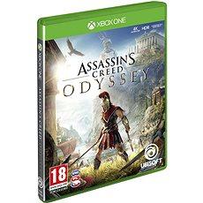 Assassins Creed Odyssey - Xbox One - Konzoljáték