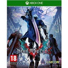 Devil May Cry 5 - Xbox One - Konzoljáték