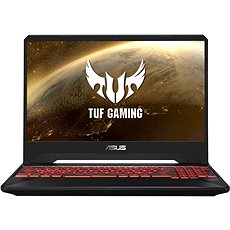 ASUS TUF Gaming FX505GE-ES190 fekete - Laptop