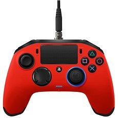 Nacon Revolution Pro Controller PS4 (Limited Edition) - piros - Játékvezérlő