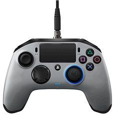 Nacon Revolution Pro Controller PS4 (Limited Edition) - ezüst - Játékvezérlő