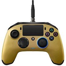 Nacon Revolution Pro Controller PS4 (Limited Edition) - arany - Játékvezérlő